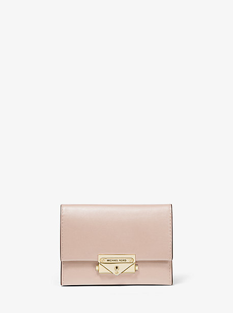 Cece Small Leather Card Case