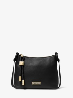 마이클 마이클 코어스 Michael Michael Kors Lexington Large Pebbled Leather Crossbody Bag