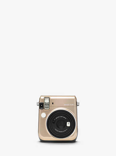 Michael Kors x FUJIFILM INSTAX® Camera by Michael Kors