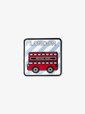 London Leather Sticker by Michael Kors