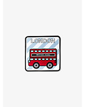 London Leather Sticker