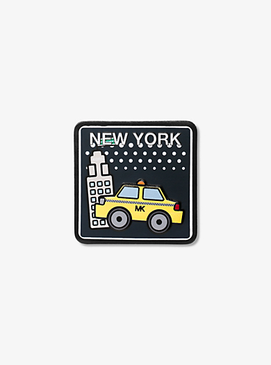 New York Leather Sticker by Michael Kors