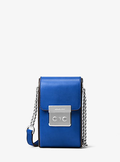 Scout Leather Crossbody by Michael Kors