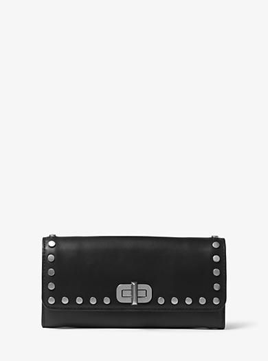 Sullivan Large Leather Wallet by Michael Kors