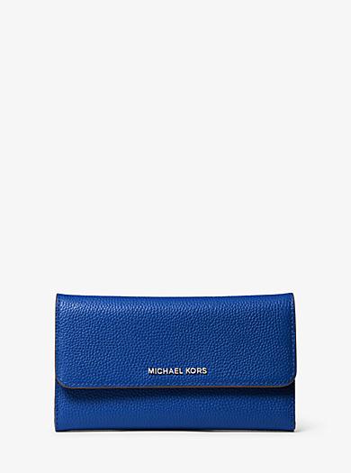 Brieftasche Mercer Tri-Fold aus Leder by Michael Kors
