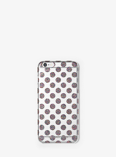 Glitter Dot Smartphone Case by Michael Kors