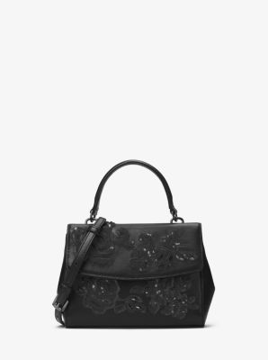 Ava Extra-Small Leather Crossbody by Michael Kors