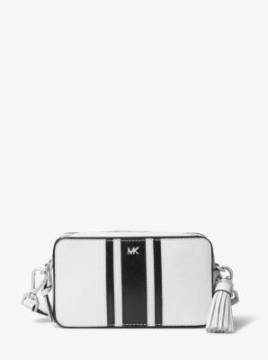 마이클 마이클 코어스 Michael Michael Kors Small Logo Tape Camera Bag