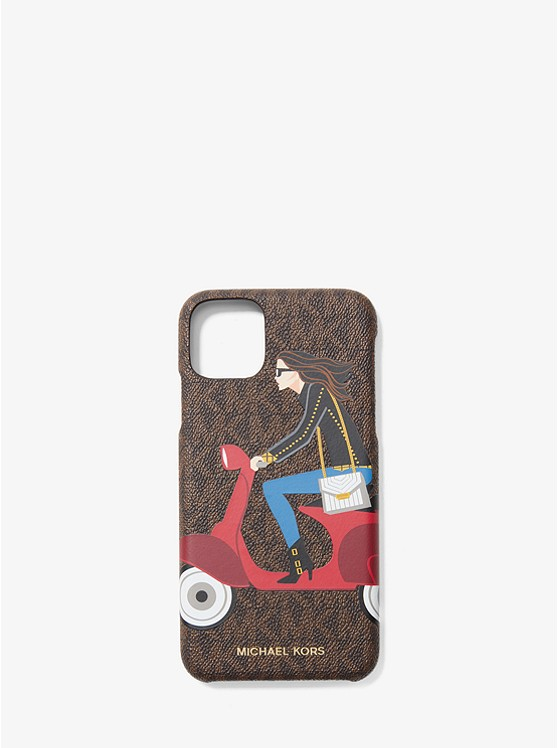 Jet Set Girls Whitney Phone Cover for iPhone 11 Pro Max | Michael Kors