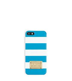 Striped Plastic Phone Case