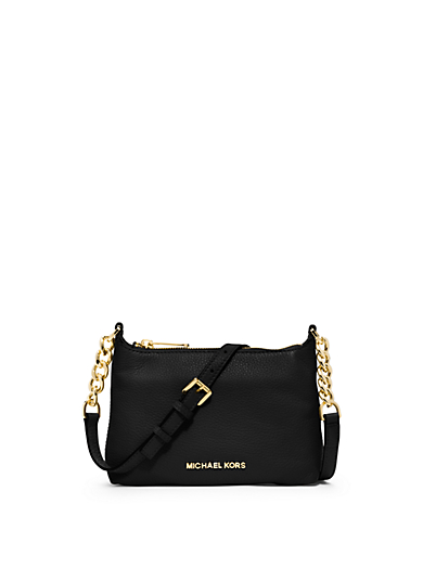 Bedford Leather Crossbody by Michael Kors