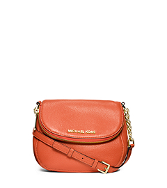 Bedford Saffiano Leather Crossbody