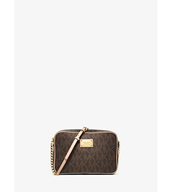Jet Set Large Logo Crossbody