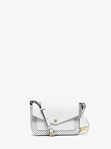 Greenwich Small Saffiano Leather Crossbody by Michael Kors