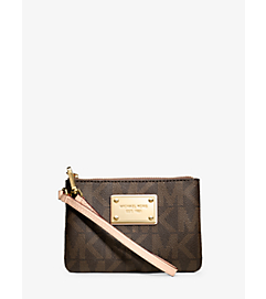 Small Smartphone Wristlet by Michael Kors
