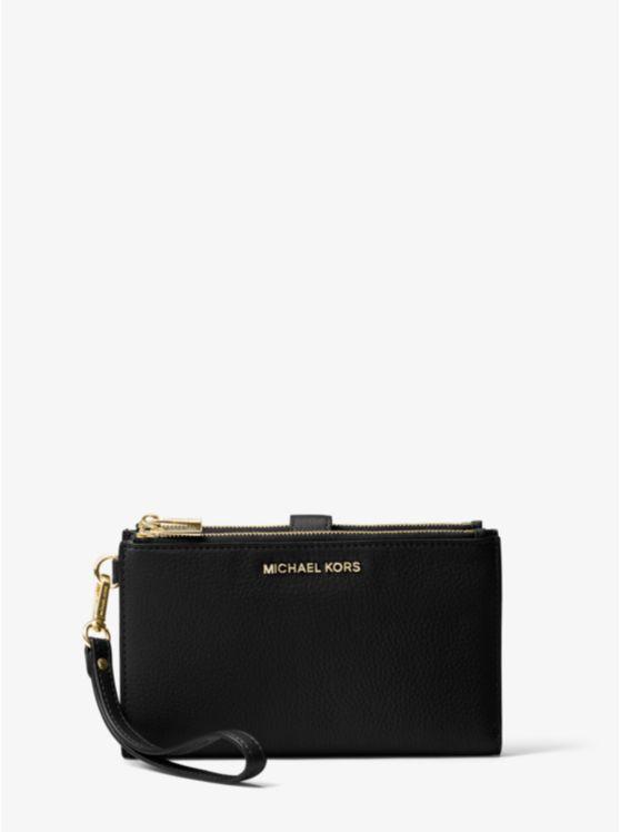 Adele Leather Smartphone Wallet