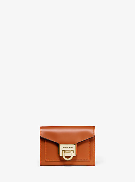 Manhattan Small Leather Wallet