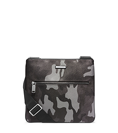 Jet Set Men's Camouflage Small Crossbody