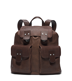 Wilder Vintage Leather Backpack
