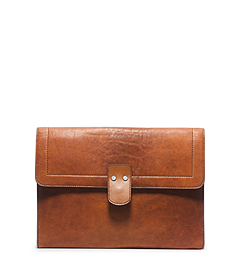 Wilder Vintage Leather Portfolio