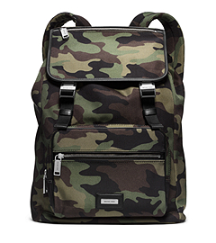Windsor Camouflage Nylon Backpack