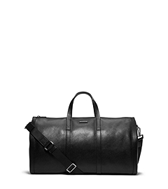 Jet Set Travel Leather Duffle