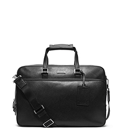 Jet Set Travel Leather Carry-On