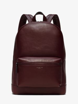 Dylan Leather Backpack by Michael Kors