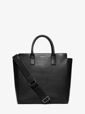 Dylan Leather Tote by Michael Kors