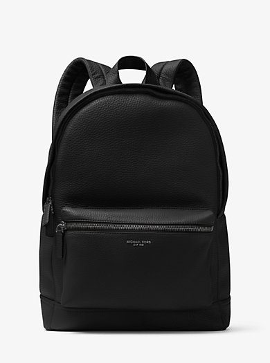 Bryant Leather Backpack by Michael Kors