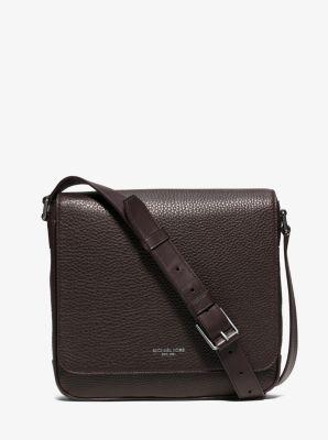 Bryant Medium Leather Crossbody  by Michael Kors