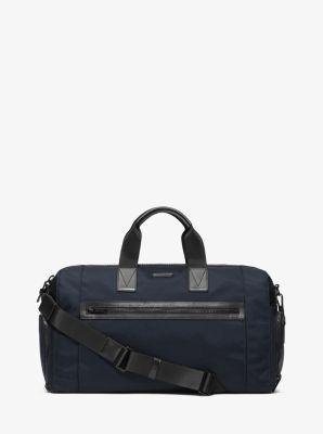 Parker Nylon Gym Bag by Michael Kors