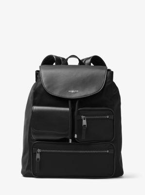 Kent Nylon Cargo Backpack by Michael Kors