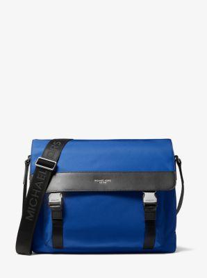 마이클 코어스 맨 메신저백 Michael Kors Brooklyn Gabardine Nylon Messenger Bag