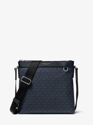 마이클 코어스 맨 메신저백 Michael Kors Greyson Logo Messenger Bag
