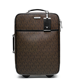 Jet Set Travel Logo Trolley Suitcase