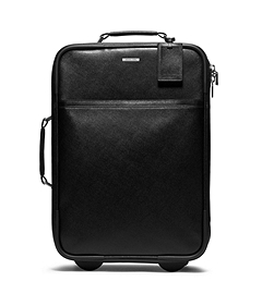 Jet Set Travel Saffiano Leather Trolley