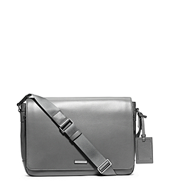 Warren Large Leather Messenger