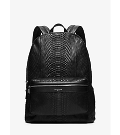 Python Backpack by Michael Kors