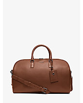 Bryant Large Leather Duffel Bag