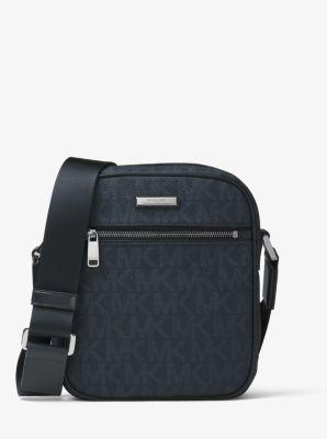 Jet Set Small Logo Flight Bag by Michael Kors
