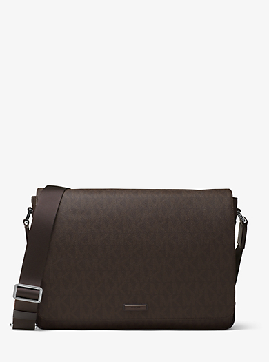 Jet Set Large Messenger by Michael Kors