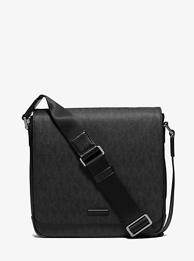 Borsa messenger Jet Set media by Michael Kors