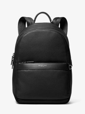마이클 코어스 맨 그레이슨 백팩 Michael Kors Greyson Pebbled Leather Backpack