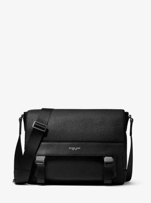 마이클 코어스 메신저백 Michael Kors Greyson Pebbled Leather Messenger Bag