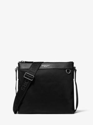 마이클 코어스 맨 브루클린백 크로스바디 라지 Michael Kors Brooklyn Large Nylon Crossbody Bag