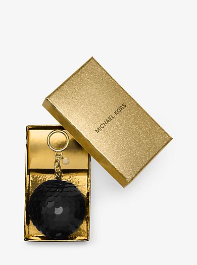 Disco Ball Keychain by Michael Kors