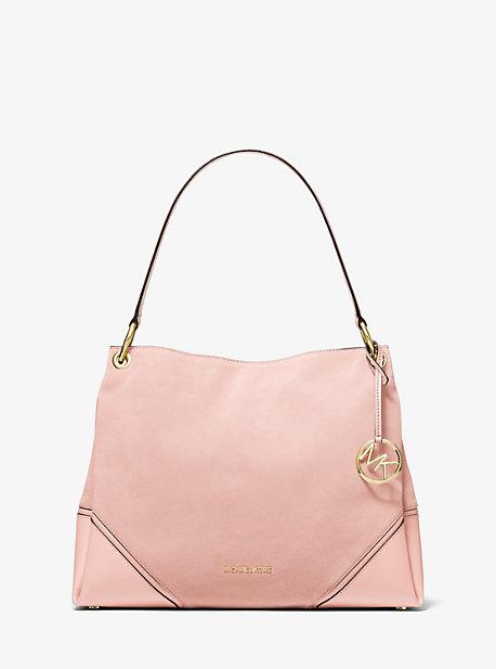 Nicole Medium Leather Shoulder Bag