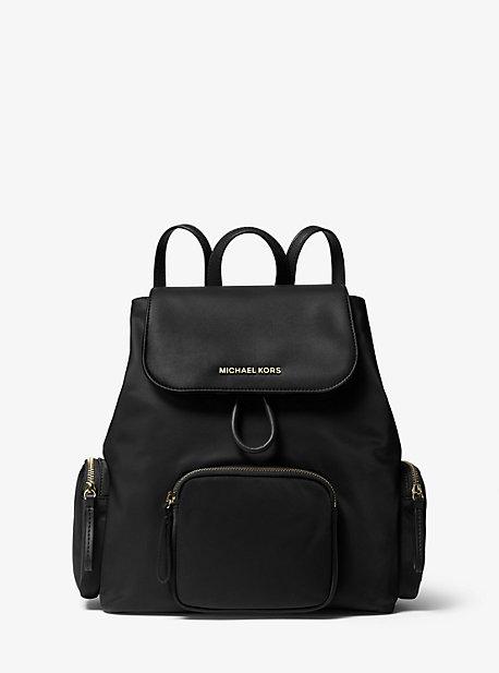 Abbey Large Nylon Backpack