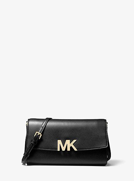 Montgomery Leather Convertible Crossbody Bag